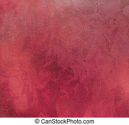 Smokey burned pink textured abstract