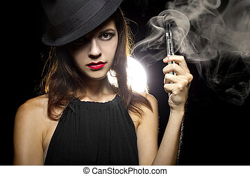 smoking, alternatief