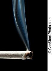 Smoking cigarette - Addiction issue - smoking cigarette ...