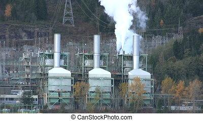 Smoking Refinery
