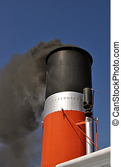 Smoking Ship chimney