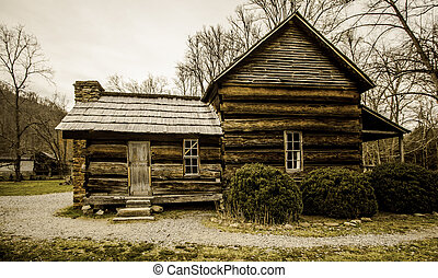 Smoky Mountain Farmhouse
