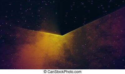 Smoky Space Nebula 1 Loop