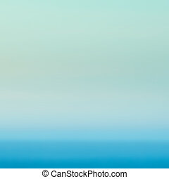 Smooth abstract gradient background bright green color. Defocus