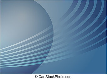 Smooth arcs - Illustration abstract wallpaper design smooth...