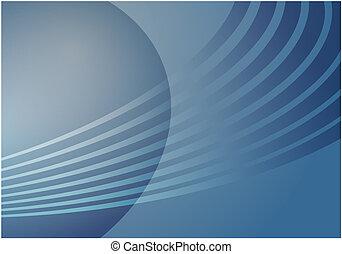 Smooth arcs - Illustration abstract wallpaper design smooth ...