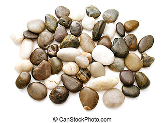 smooth beach rocks 3