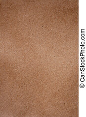 Smooth Brown paper bag background texture