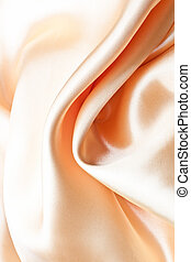 Smooth elegant silk can use as background