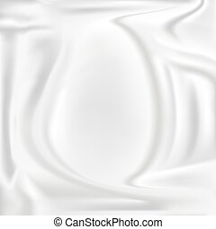 cloth - smooth elegant white cloth background