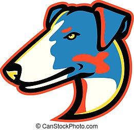 Smooth-Fox-Terrier-HEAD-MASCOT