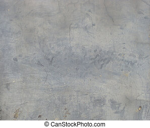smooth no pores worn blue gray dirty wall