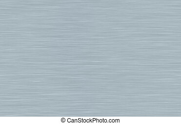 Smooth Polished Metal Background