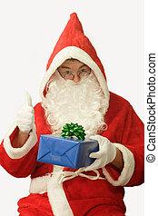 Smooth Santa