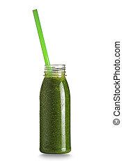 smoothie , πράσινο