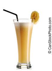 smoothie, banane