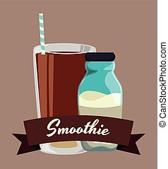 smoothie, conception