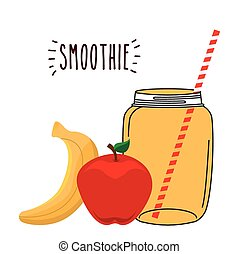 smoothie fruit