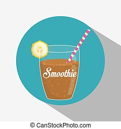 Smoothie juice design