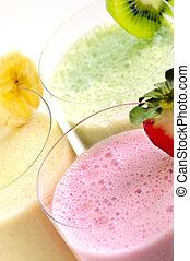 smoothies, 과일, 분류된