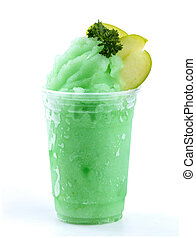 smoothies, appel