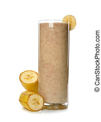 smoothies, banane