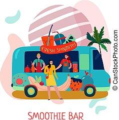 Smoothies Bar Concept