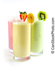 smoothies, frutta