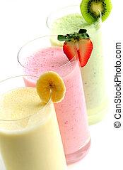 smoothies, frutta