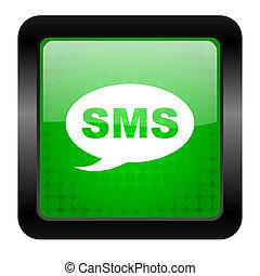 sms, icône