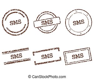 Sms stamps
