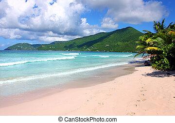 Smugglers Cove on Tortola (BVI)