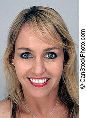 smukke, (1), blonde, headshot