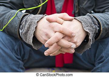 smutsiga händer