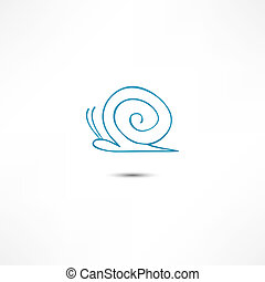 Snail Icon