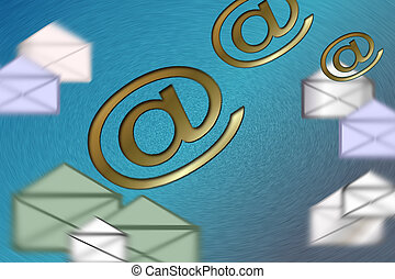 Snailmail and email