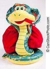 Snake - a symbol of 2013