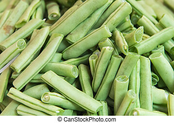Snake Beans, Cow Pea, String Beans