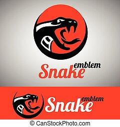 snake emblem