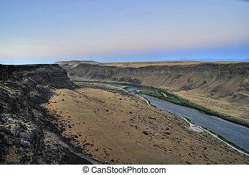Snake River Canyon, Idaho