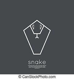 snake., symbole