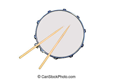 Snare Drum - Isolated snare drum
