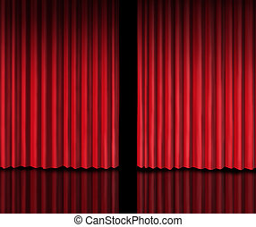 Sneak Peek - Behind The curtain sneak a peek into a future...
