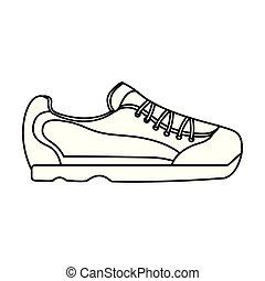sneaker shoe icon image