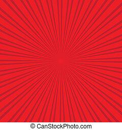 snelheid, grafisch, lijnen, effecte, radiaal