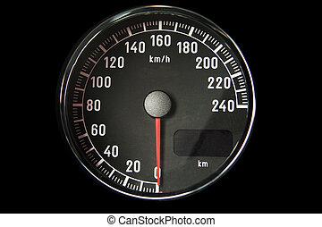 snelheidsmeter