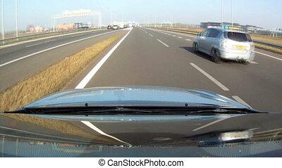 snelweg, besturen