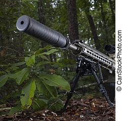 Sniper setup