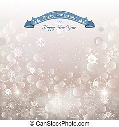 Snow abstract Christmas background for your design, postcard, ba