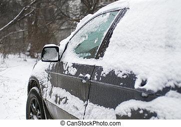 snow., auto